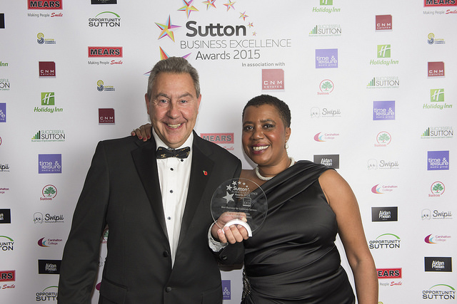 Best for Customer Service: Sutton Business Awards
